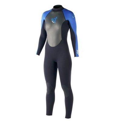 Xcel - GCS 3/2 mm L/S womens full suit