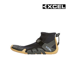 Xcel Xcel - 1mm Split Toe Infiniti Reef Boot Black Gum