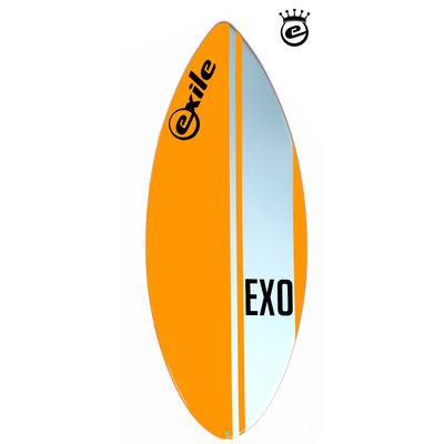 Exile - EX0   52 Orange & White II