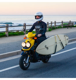 Moved By Bikes Moved By Bikes – Moped – Surfboard Rack