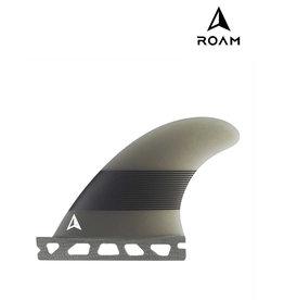Roam ROAM Side Bite Medium 2 Fin Set  Single Tab  - Smoke