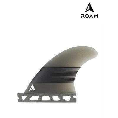 ROAM Side Bite Medium 2 Fin Set  Single Tab  - Smoke