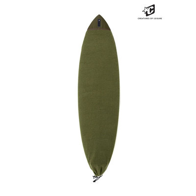 Creatures  - FISH ICON SOX : military 6'3