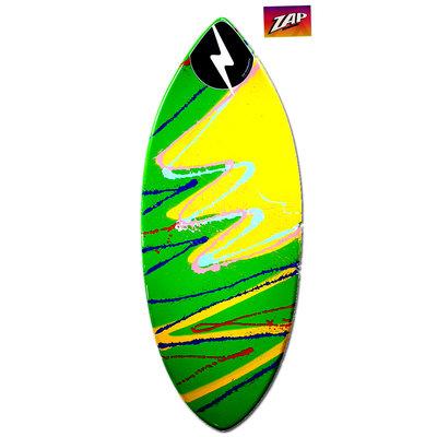 ZAP- Wedge L  49  -  Yellow & Green