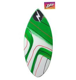 Zap Zap - Wedge Med. 45  -  Green & White