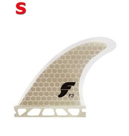 Future Fins Future - F3 Honeycomb Clear