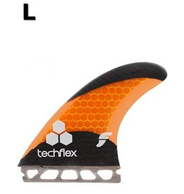 Future Fins Future - FAM 2 Techflex orange