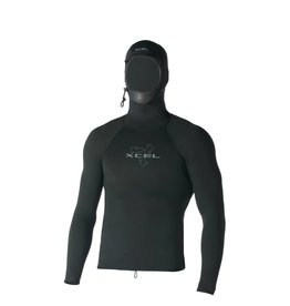 Xcel Xcel - Polypro Hooded L/S top