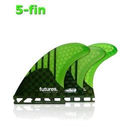 Future Fins Future Fins- Gen series Stamps 5-fin