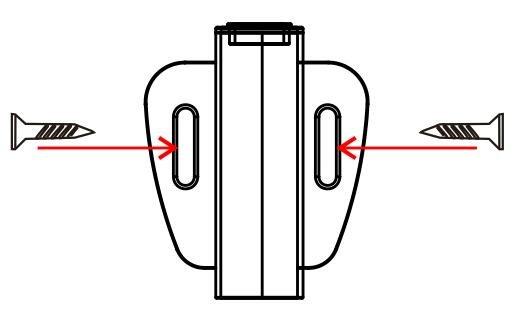LED PIR bewegingssensor  Ø10mm in/op/onderbouw (40sec), afstand < 2M, 4A 12V-24V