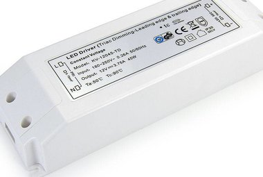 Dimbare LED voedingen - LED trafo 12V ~ 24V