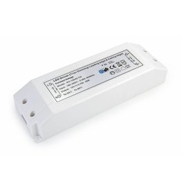 AppLamp Pro Line COB 2700K Warm Wit Led Strip | 5m 10W pm  24V | 512 pixels pm - Losse Strip