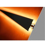 AMBI10 LED profiel Indirecte zijwaartse verlichting
