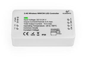 GLEDOPTO Zigbee Light Link CCT Dual White Controller (ZLL) GLEDOPTO GL-C-006