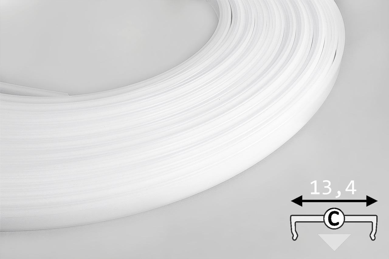 Cover C Clickon - 20 meter rol voor profielen OMNI, FLUID, LINEA, SUB, ANGLE10 en TRIAD