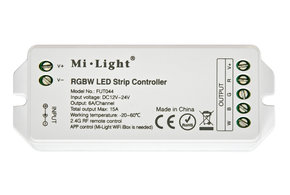 MiLight RGBW LED Strip Controller  12-24V, 15A (los)