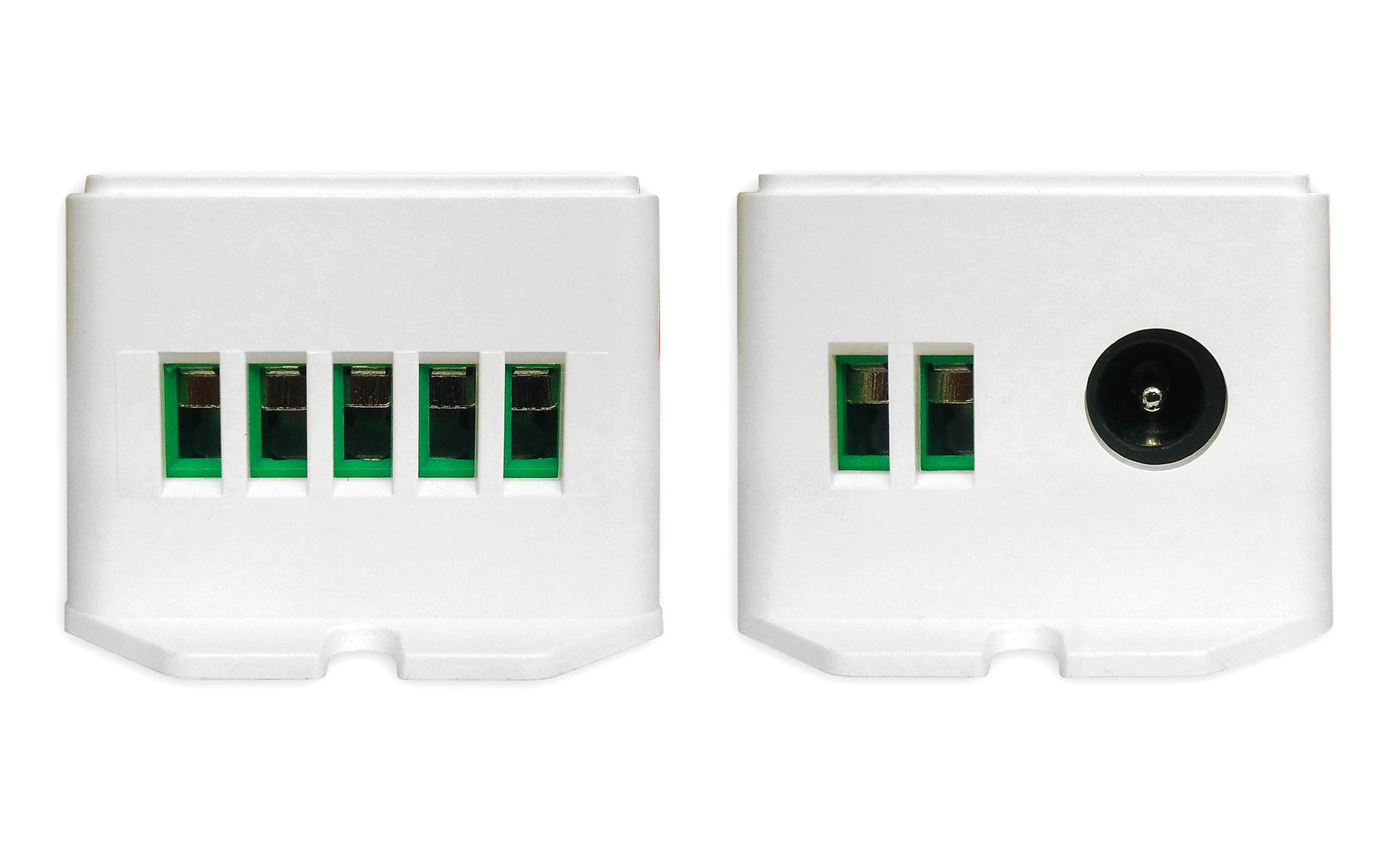 MiLight RGBW LED Strip Controller  12-24V, 15A (los)