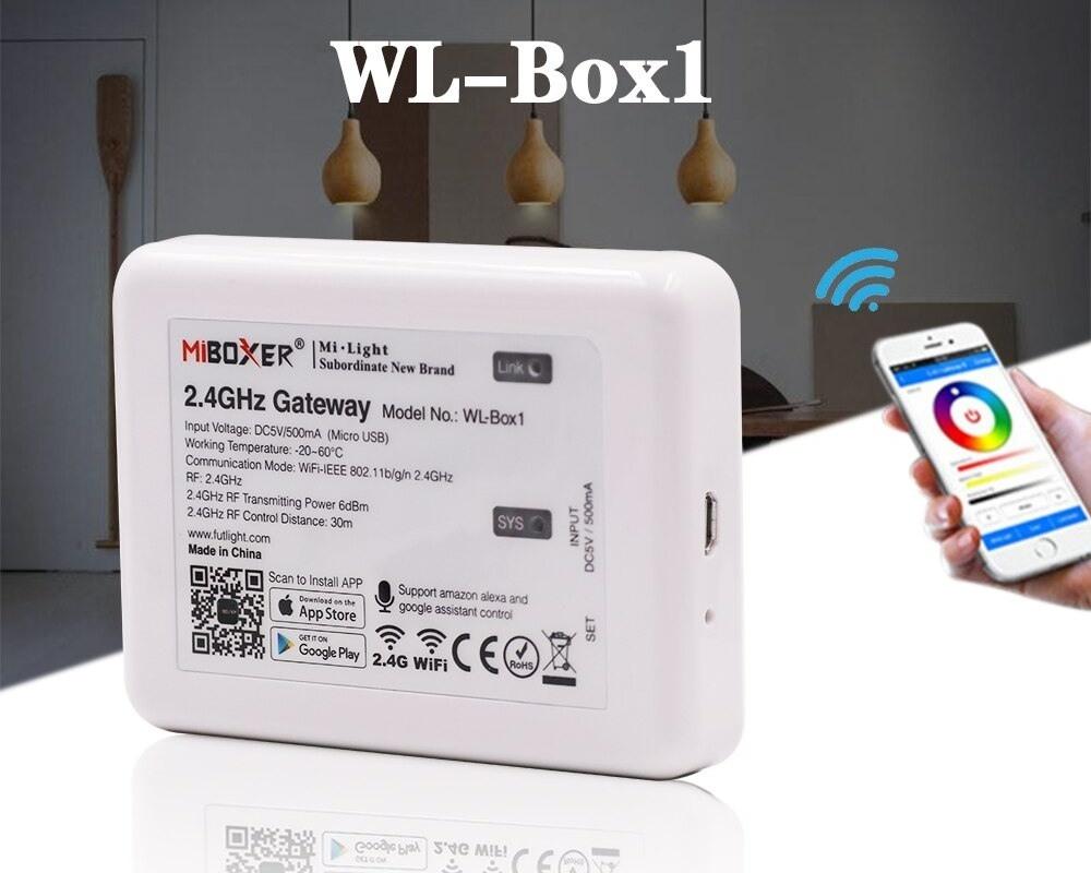 MiLight MiLight  Miboxer Wifi Box WL-BOX1