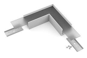 Hoek koppelstuk 90° voor EVO302 LED profiel
