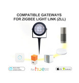 GLEDOPTO GLEDOPTO Zigbee 3.0 Kleur+ Dual Wit Tuinspot   RGB+CCT 12 Watt 230V   GLEDOPTO GL-G-001ZS