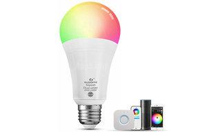 GLEDOPTO GLEDOPTO Zigbee RGB+CCT E27 Lamp | 12W 230V | GL-B008ZS