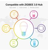 GLEDOPTO GLEDOPTO Zigbee 12 Watt Kleur+Dual Wit | E27 6W 230V |  ZLL Mesh  | GL-B008ZS