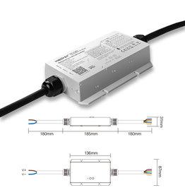 AppLamp IP68 Waterdichte RGBW ULTRA Ledstrip met 360 RGBW ULTRA Led's 24 V, 6 m