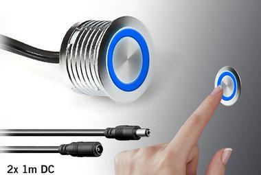 LED Profiel Touch Sensor en Bewegingsmelder