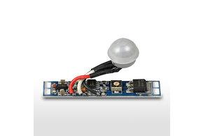LED PIR bewegingssensor <=2m | 6~70s | 8A 12V-24V