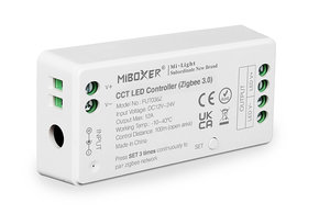 MiLight Miboxer Dual White CCT Zigbee 3.0 Dimmer Controller