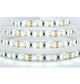 Dual White LED strip - CT Variabel warm wit tot daglicht - 72W - 600 LEDS