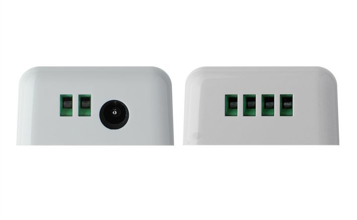 RGB LED strip controller 3x6A (215W), RF 2.4G, zonder toebehoren