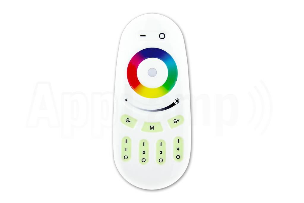 MiLight MiLight  Afstandsbediening voor RGB en RGBW LED verlichting, 4 kanalen