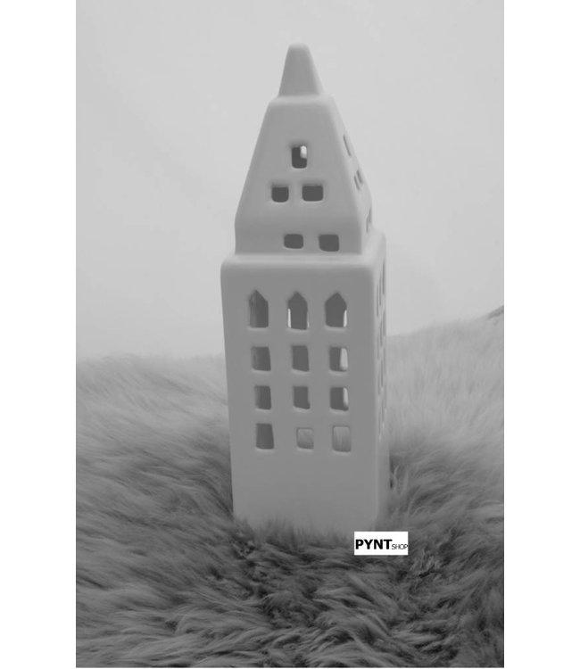 Créton Maison Teelichthaus - Créton Maison - weiß -