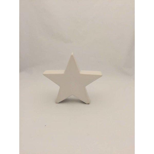 Stern weiß