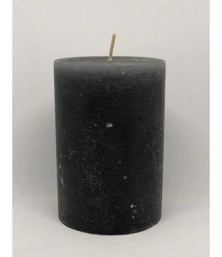Rustik Lys Kerze dark grey