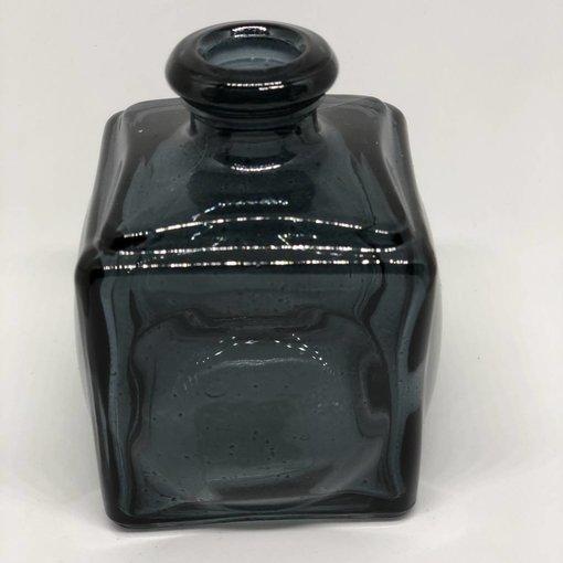 Vase Glas midnight black