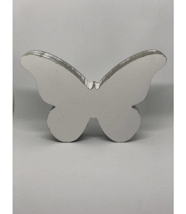 Schmetterling aus Holz mittel