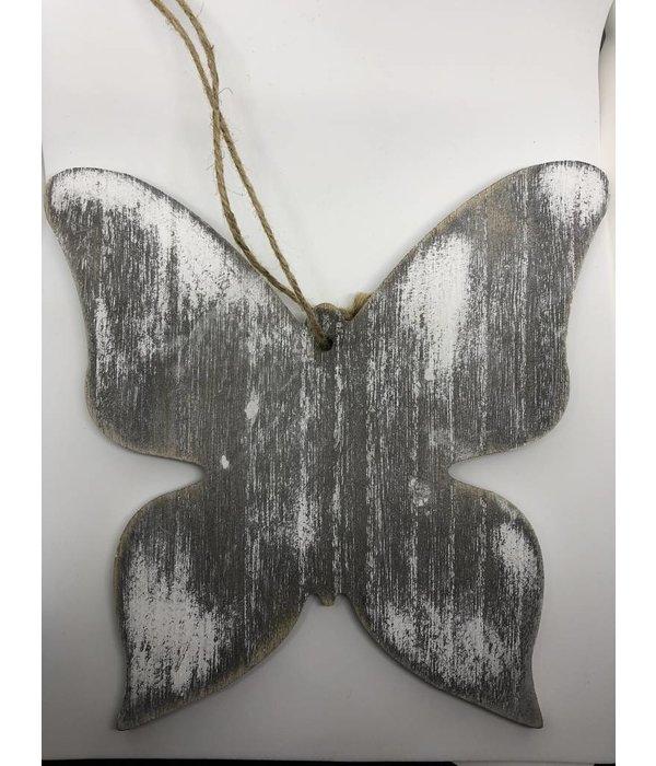 Schmetterling hängend groß