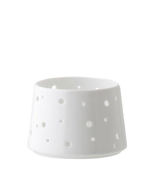Créton Maison Teelichthalter Alexa aus dem Hause Créton Maion in weiß