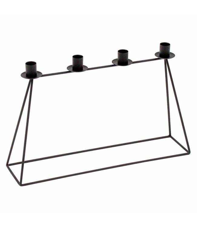 Werner Voss Kerzenleuchter Adventskranz 45 cm