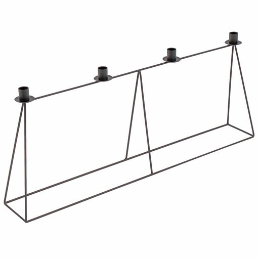 Werner Voss Kerzenleuchter Adventskranz 80 cm