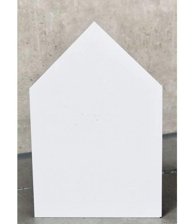 Pyntshop Dekohaus weiß