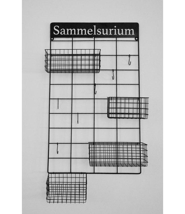 Boltze Sammelsurium Wandregal