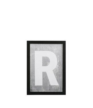 OPENMIND Bilderrahmen schwarz R - 21x30 cm