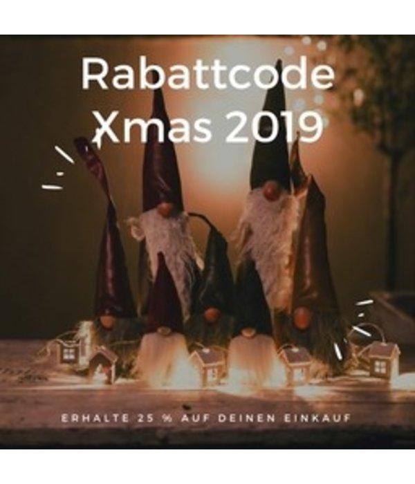 Weihnachten Rabattcode