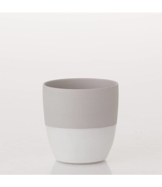 HomeartByBahne Teelicht Grau/Weiss