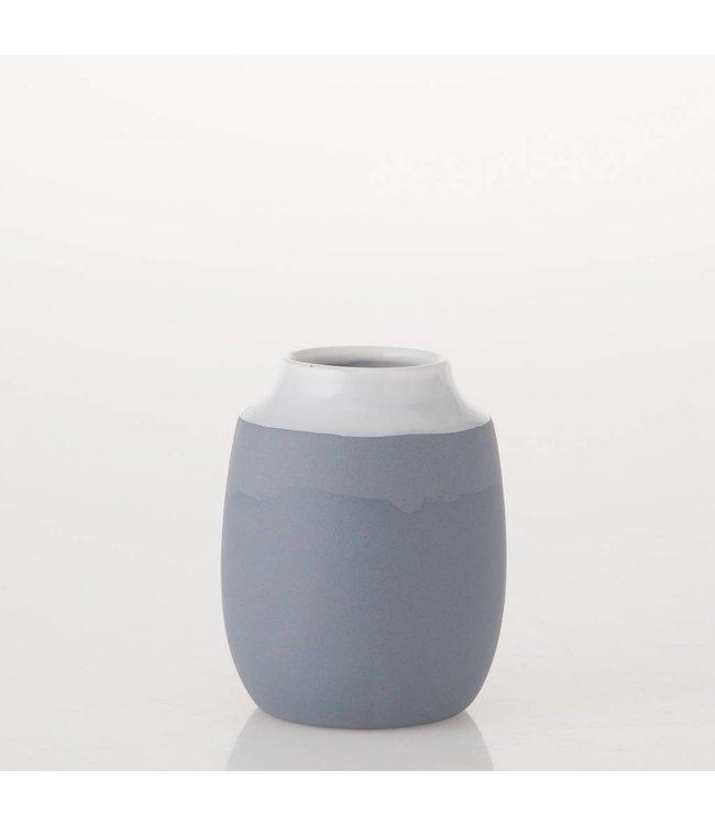 HomeartByBahne Vase - Blau