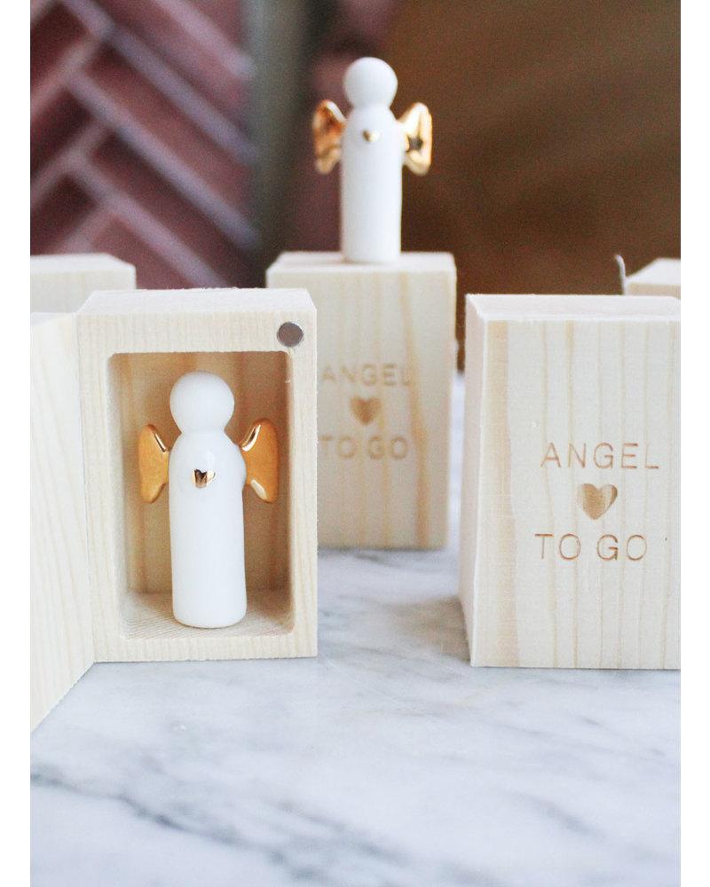 Rader Engel zu gehen