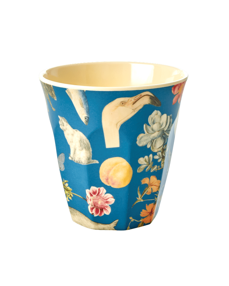 RicebyRice Small cup multi blue